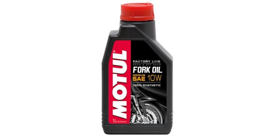 MOTUL Fork Oil Medium Factory Line SAE 10W (1L)