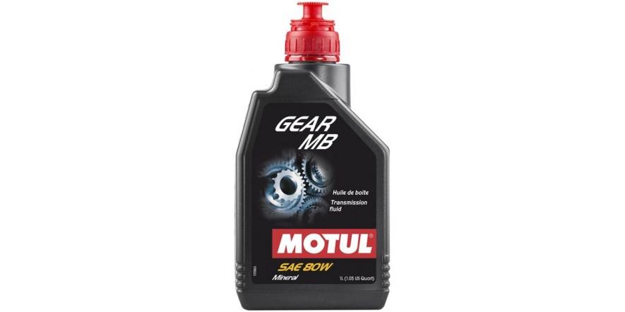 MOTUL Gear MB SAE 80 (1L)