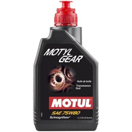 Масло MOTUL Motylgear SAE 75W80 (1L)