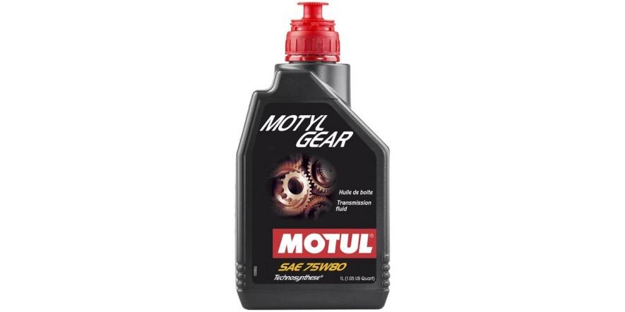 MOTUL Motylgear SAE 75W80 (1L)