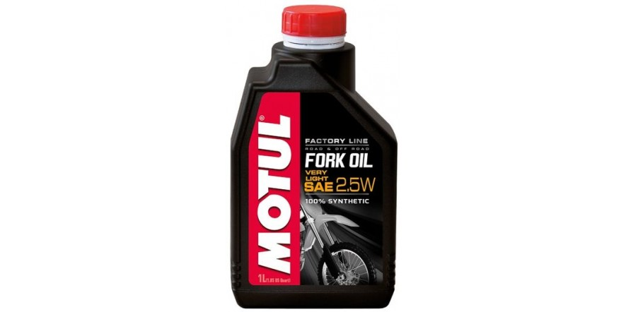 MOTUL Fork Oil Very Light Factory Line SAE 2,5W (1L)