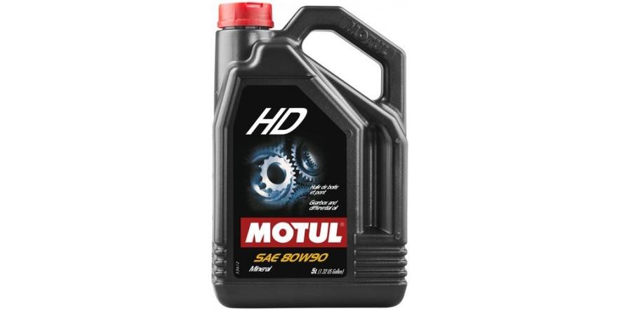 MOTUL HD SAE 80W90 (5L)