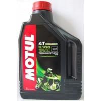 Масло MOTUL 5100 4T SAE 15W50 (2L)
