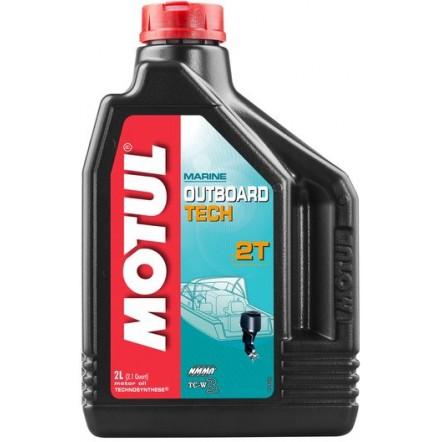 Масло MOTUL Outboard Tech 2T (2L)