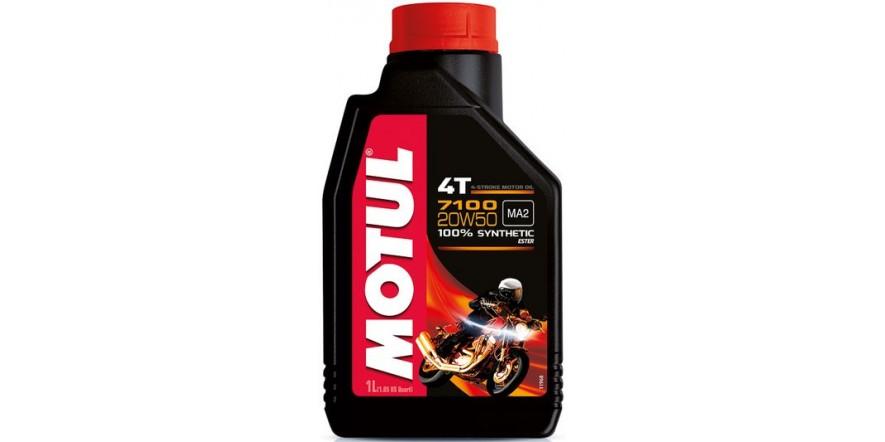 MOTUL 7100 4T SAE 20W50 (1L)