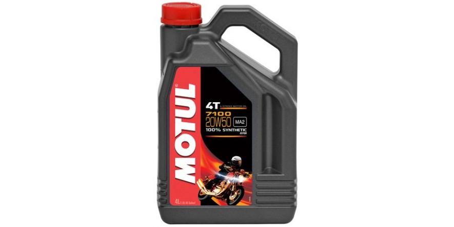 MOTUL 7100 4T SAE 20W50 (4L)