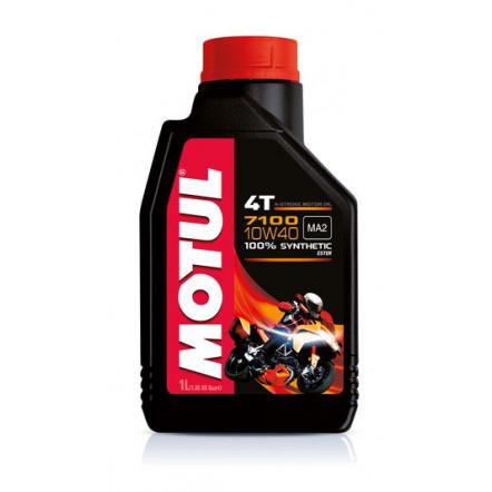 Масло MOTUL 7100 4T SAE 10W40 (1L)
