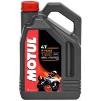 Масло MOTUL 7100 4T SAE 10W40 (4L)