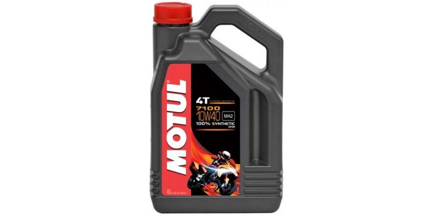 MOTUL 7100 4T SAE 10W40 (4L)