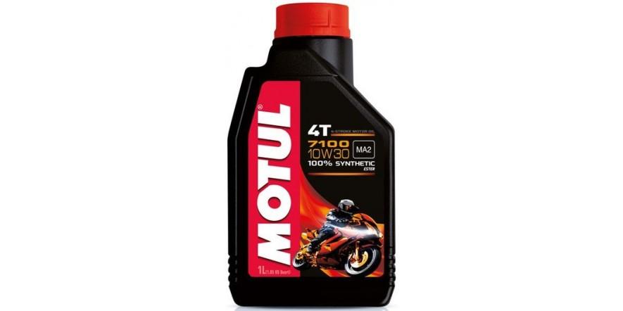 MOTUL 7100 4T SAE 10W30 (1L)