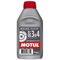 Тормозная жидкость MOTUL DOT 3&4 (0,5L)