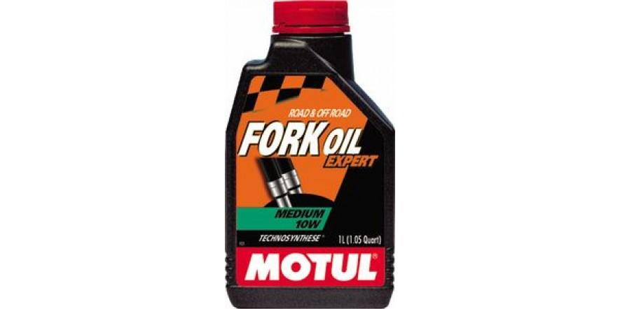 MOTUL Fork Oil Expert Medium SAE 10W (1L)