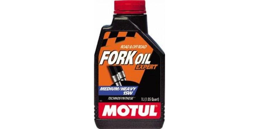 MOTUL Fork Oil Expert Medium/Heavy SAE 15W (1L)