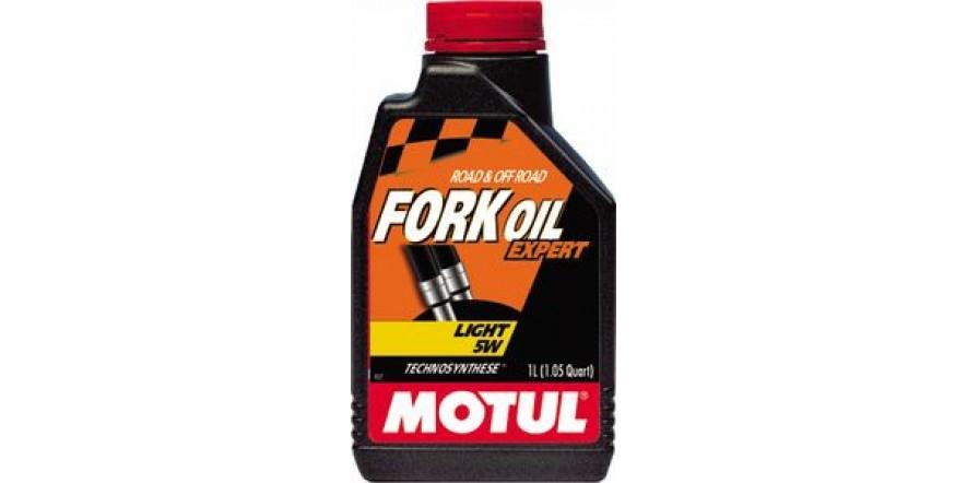 MOTUL Fork Oil Expert Light SAE 5W (1L)