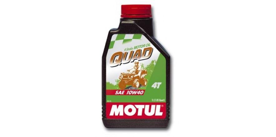 MOTUL Quad 4T SAE 10W-40 (1L)