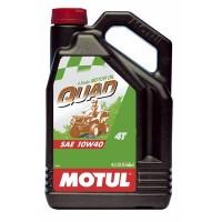 Масло MOTUL Quad 4T SAE 10W-40 (4L)