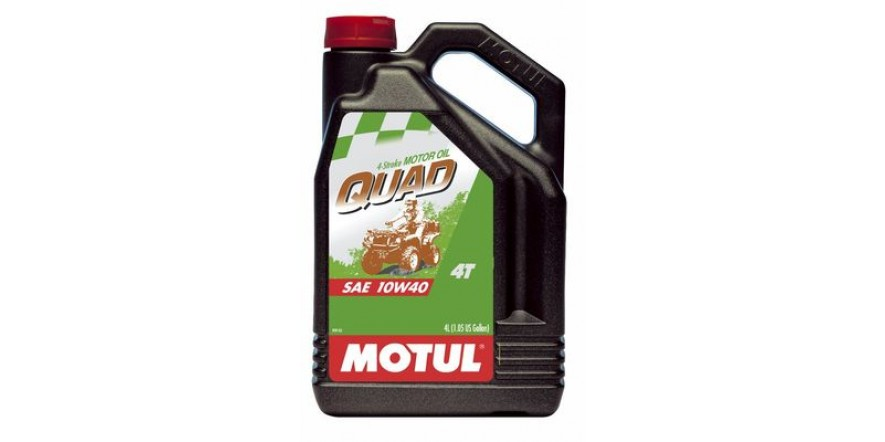 MOTUL Quad 4T SAE 10W-40 (4L)