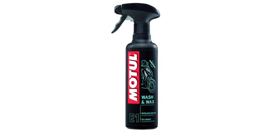 MOTUL E1 Wash&Wax (400ml)