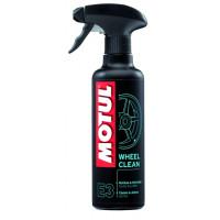 Средство для мытья MOTUL E3 wheel Clean (400ml)