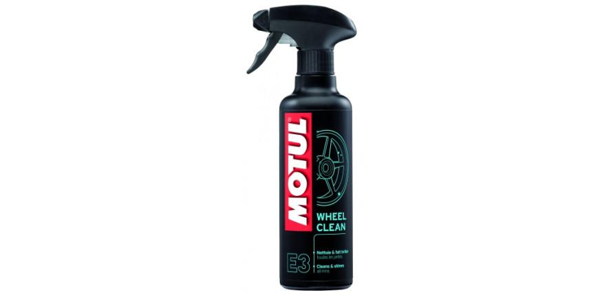 MOTUL E3 wheel Clean (400ml)