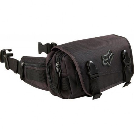 Сумка на пояс Fox Deluxe Tool Pack Black